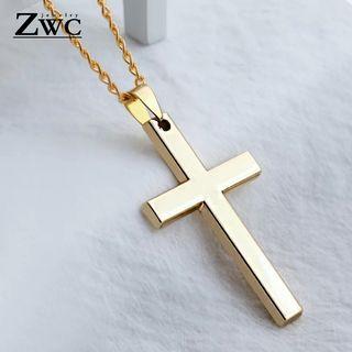 Colgante de cruz (nuevo)