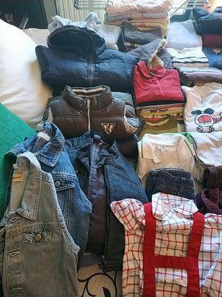 lote ropa niño de 12 meses a 3 años.