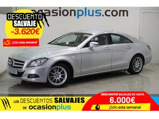 Mercedes-Benz Clase CLS CLS 250 CDI BE 150 kW (204 CV)