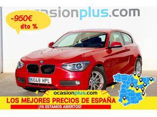 BMW Serie 1 116i 100 kW (136 CV)