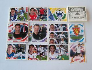 130 cromos Liga Este 2012-13