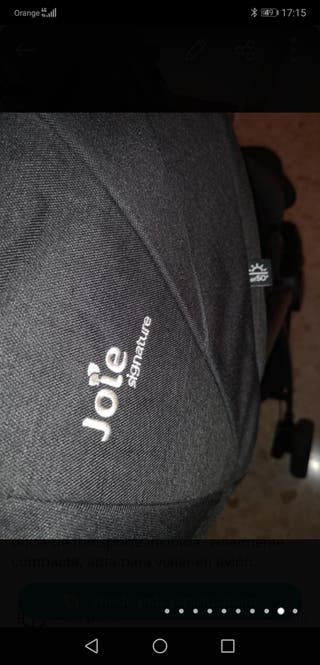 silla de paseo ligera Joie