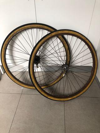 Ruedas bicicleta de Barillas