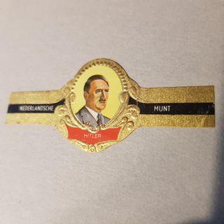 Vitola puro Hitler. Serie Grote Mannen en Tyranen