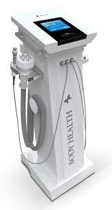 Máquina crio radiofrecuencia y cavitación BHS 156