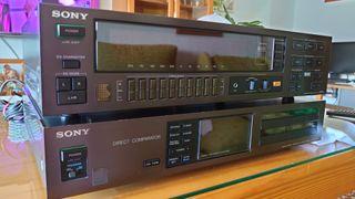SONY Serie ES - Ecualizador y Sintonizador