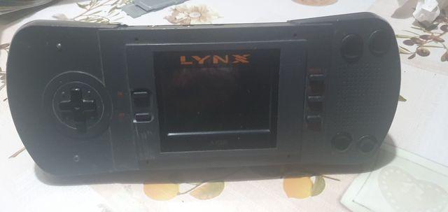 CONSOLA PORTATIL ATARY LYNX