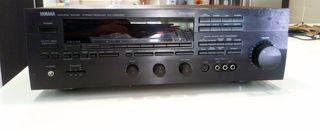 Equipo de música Yamaha RX-V590 Minicadena
