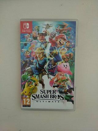 Super Smash Bros Ultimate. Switch