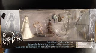 Tim Burton Corpse Bride - Mini figure Set 2