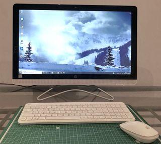 HP All In One 24 eOXX Ordenador pantalla táctil