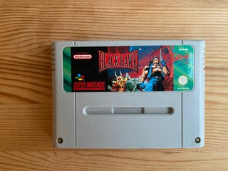 blackthorne-blackhawk snes super nintendo