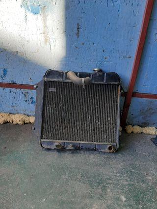 radiador de agua Ordóñez.
