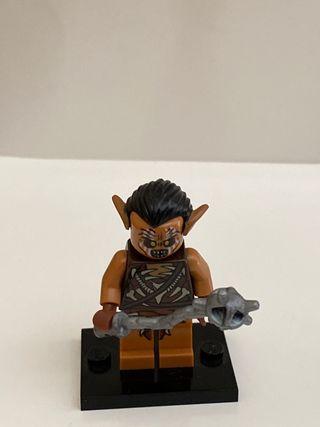 Lego minifigura Orco Moría señor anillos
