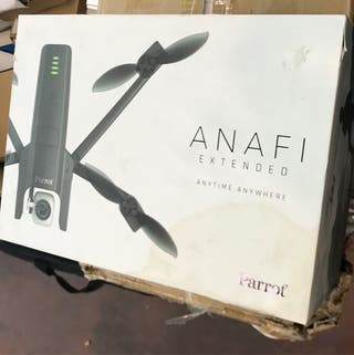 Dron/drone parrot anafi extended