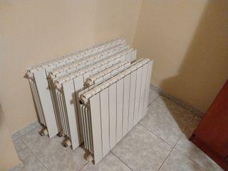 Radiadores de agua caliente