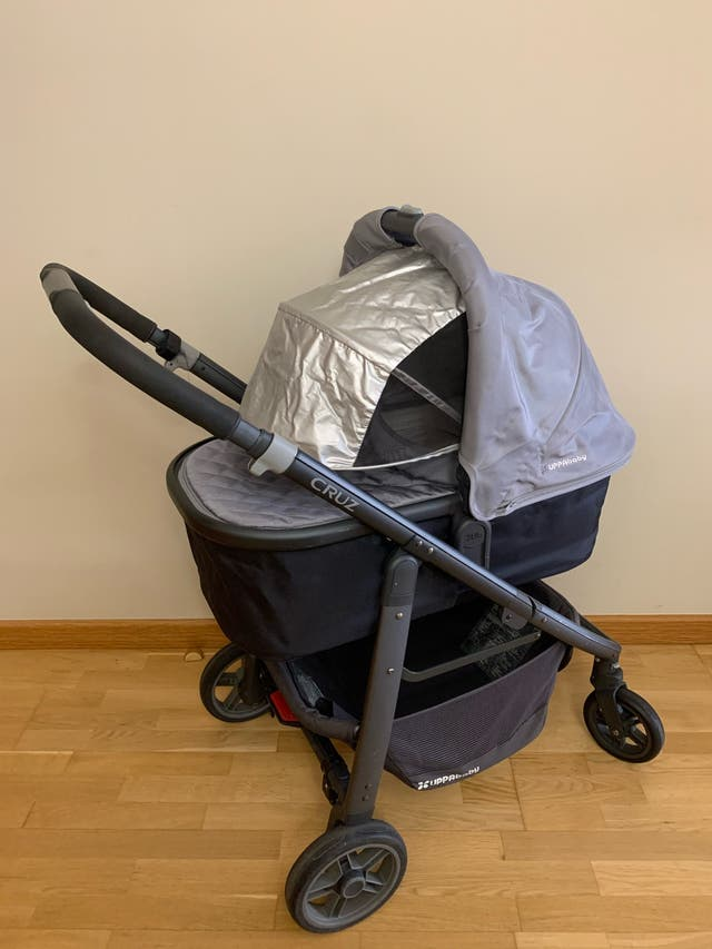 Carrito bebé uppa baby cruz