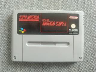 Nintendo scope 6 snes