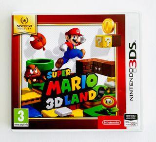 SUPER MARIO LAND - 3ds