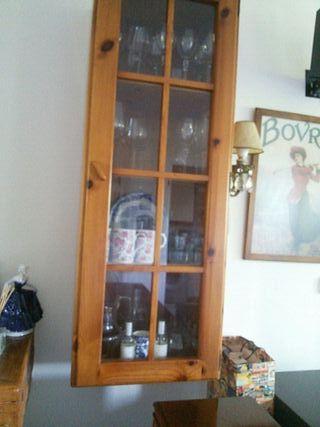 muebles de madera maciza de sala