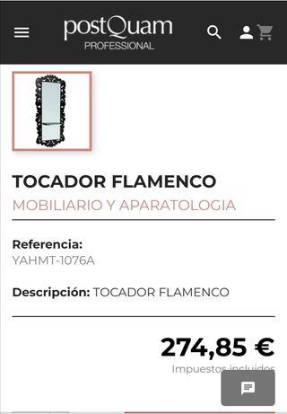Tocador flamenco vintage