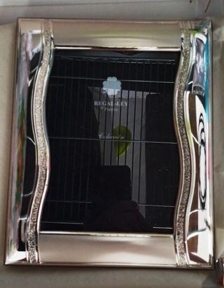 Portafoto de Plata - Regal Ley - A estrenar