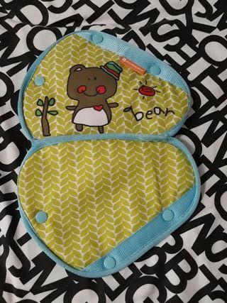 Almohadilla Cinturon Seguridad niños
