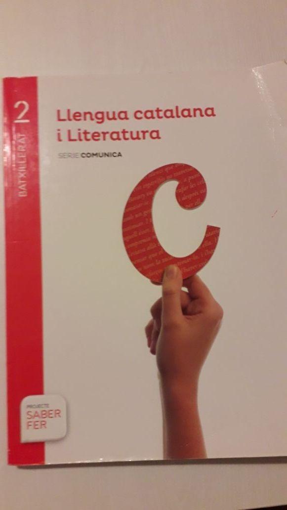 NUEVO Llengua catalana i literatura 2 Batxillerat