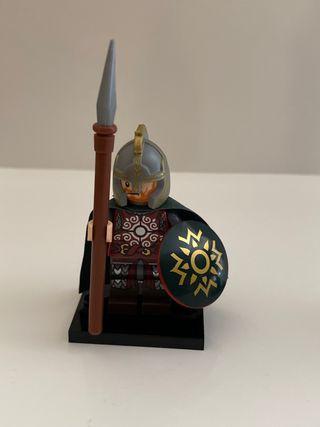 Lego minifigura Eomer Rohan Señor de los anillos