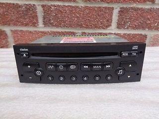 Citroen C2 Radio de Coche Reproductor CD
