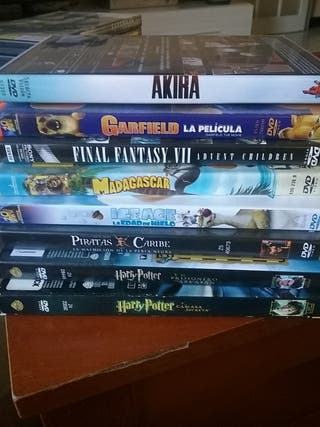 8 DVD Fatasia