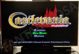 Juego PS2 - Konami Castlevania Lament of Innocence