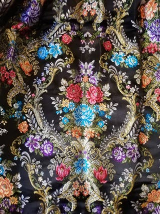 Vestido-traje Valenciana