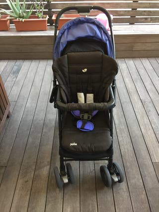 Carrito bebé marca Joie semi-Nuevo