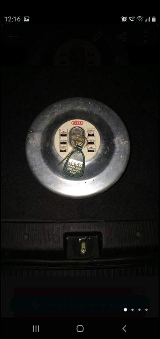 caja fuerte para vehiculo