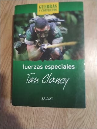 Fuerzas especiales. Tom Clancy