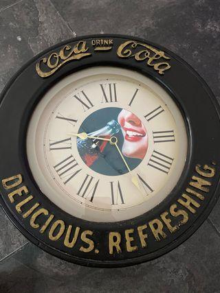 Reloj COCA-COLA Vintage