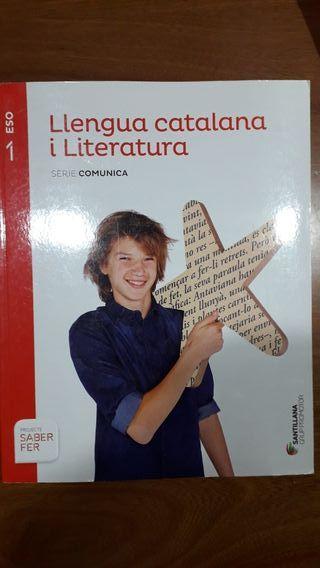 NUEVO Llengua catalana i literatura 1 ESO