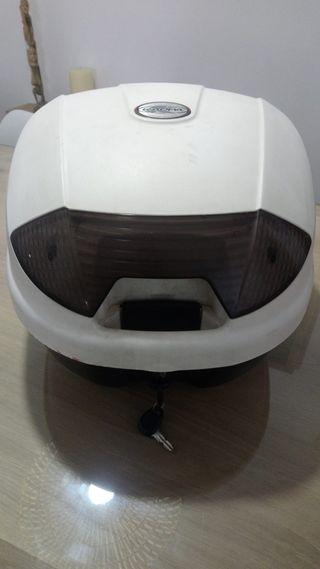Maleta baúl moto 30L