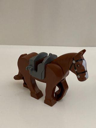 Lego minifigura Caballo Rohan señor anillos