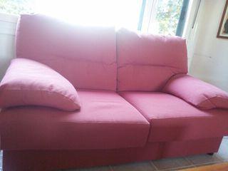 sofa de dos plazas y otro de tres