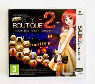 STYLE BOUTIQUE 2 - 3ds