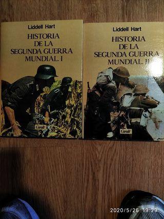 Historia de la segunda guerra mundial. Lidell Hart