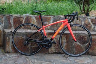 Bicicleta para mujer o niño Specialized carbono