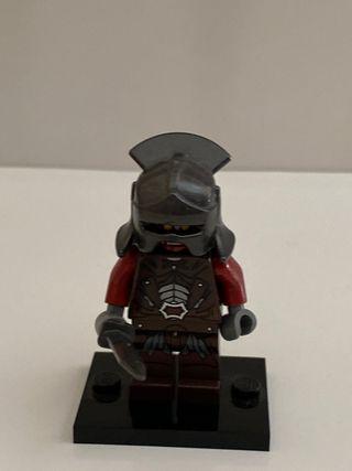 Lego minifigura Uruk Hai orco moria señor anillos