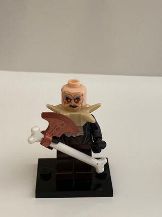 Lego minifigura Yazneg Orco Moría Señor anillos
