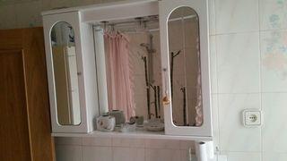 armario y mueble de baño