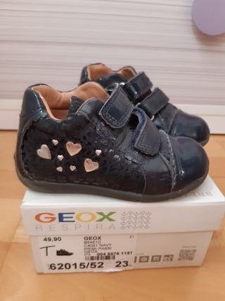 Zapatos Geox niña