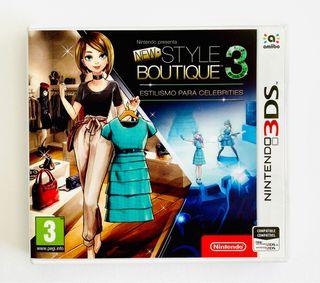 STYLE BOUTIQUE 3 - 3ds