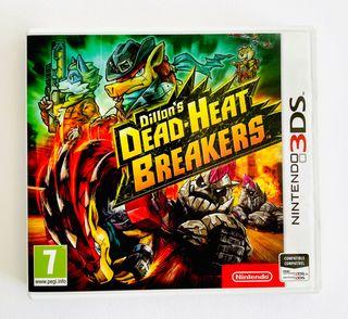 DILLONS DEAD HEAT BREAKERS - 3ds